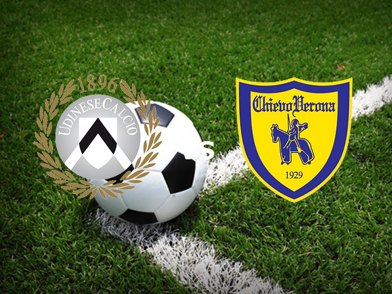 Udinese Chievo streaming. Vedere link, s