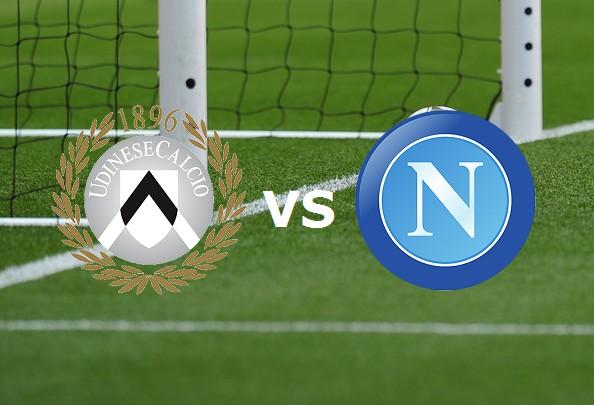 Udinese Napoli streaming gratis live lin