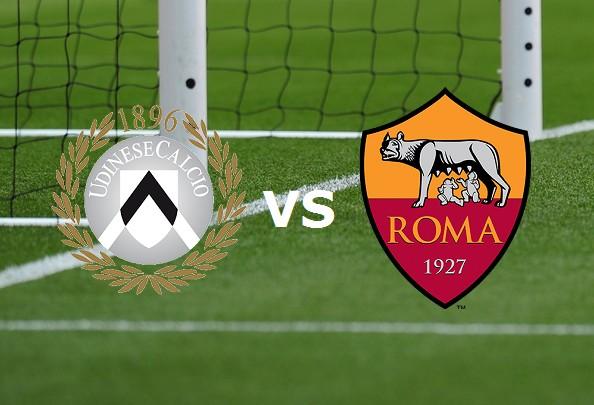 Udinese Roma streaming gratis live. Dove