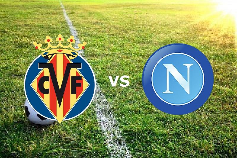 Villarreal Napoli streaming gratis live