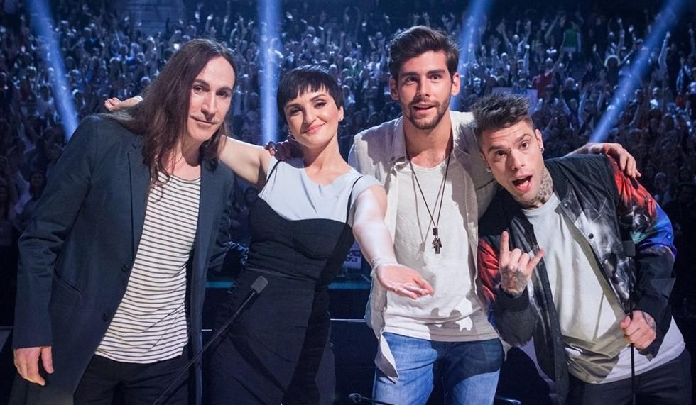 X Factor 2016 dove ascoltare le canzoni